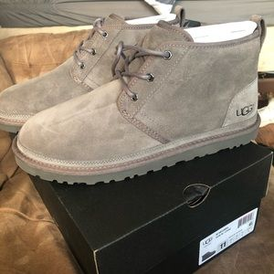 NEW UGG Neumel Boot Charcoal Gray